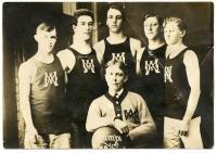State Championship Team, Monson, 1909
