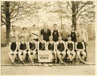 Monson Academy County Championship Track Team, Monson, 1935