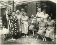 Tisbury Manor Daughters of the American Revolution, Monson, ca. 1955