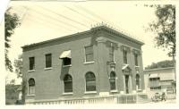 Former Casco Bank Building, Bridgton, ca. 1938