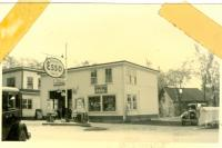 Esso Station, Bridgton, ca. 1938