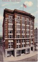 Baxter Building, Portland, ca. 1913