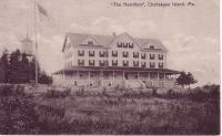 The Hamilton, Chebeague Island, ca. 1911