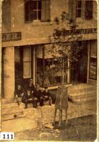 Madison Avenue, Skowhegan, ca. 1870