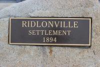 Ridlonvlle Memorial Rock, Mexico, 2006