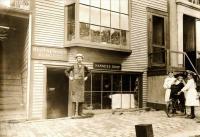 Madison Avenue, Skowhegan, ca. 1900