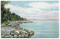 Moosehead Lake & Mt. Kineo