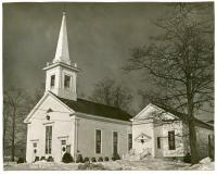 Monson Community Church, Monson, ca. 1970
