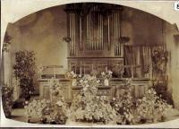 Village Christian Church, Skowhegan, ca. 1900