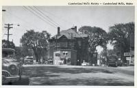 Warren block, Westbrook, ca. 1958