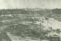 Ruins of New Auburn Fire, 1933