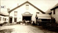 Heselton House Stables, about 1898