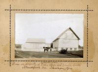 Smith barn, Skowhegan, ca. 1890