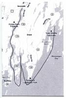 Map of Pemaquid Peninsula