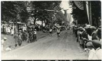 Track Event held for Centennial, Monson, 1922