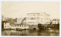 Dana Warp Mill, Westbrook, ca. 1895