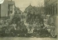 Little Canada School, Lewiston, ca.1900