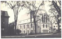 Unitarian Church, Ellsworth, ca. 1940