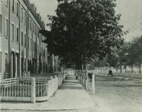 Mill Housing, Canal Street, Lewiston, ca.1880
