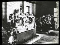 Munjoy Hill Pump Station Interior, Portland, ca. 1931