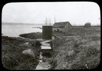 Hypochlorite Plant at Hinckley Brook, Standish, 1916