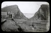 Munjoy Hill Reservoir Break, Portland, 1893