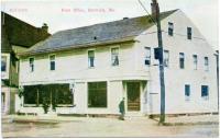 Post Office, Sullivan Square, Berwick, ca. 1872