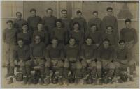 Civilian Conservation Corps Bar Harbor Football Team, 1934