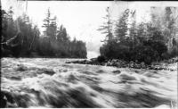 Grand Pitch,  West Branch, Penobscot, 1921