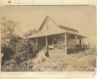 Golding property, N. Side Oakland Avenue, Peaks Island, Portland, 1924
