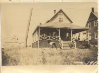 Allen property, N. Side Oakland Avenue, Peaks Island, Portland, 1924