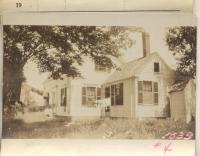 Littlefield property, W. Side Pleasant Avenue, Peaks Island, Portland, 1924
