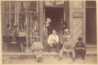 Boyd's Hardware Store, Boothbay Harbor, 1901