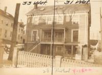 29-31 Waterville Street, Portland, 1924