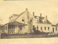 Merrill property, Northeast side Beach Ave, Long Island, Portland, 1924