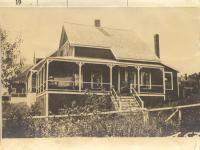 Burns property, W. Side Veteran Street, Peaks Island, Portland, 1924