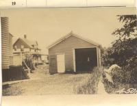 Bass property, W. side Veteran Street, Peaks Island, Portland, 1924