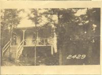 Skillin property, Beach Cove Avenue, Long Island, Portland, 1924