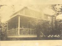 Hutchins property, Beach Cove, Long Island, Portland, 1924
