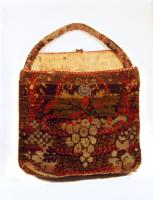 Thomas K. Jones music carpetbag, ca. 1861