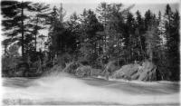 Grindstone Falls, East Branch Penobscot River, ca. 1900
