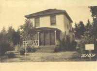 Demmons property, Northeast side Cushing Street, Long Island, Portland, 1924