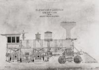 Portland Company engine, 1868
