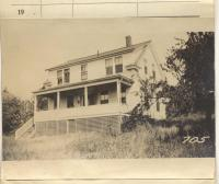 Hadlock property, Rear N. Side Maple Street, Peaks Island, Portland, 1924