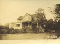 Chute property, N. side Spring Avenue, Great Diamond Island, Portland, 1924