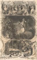 Christmas views, 1866