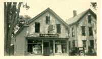 J.T. Bardsley, Main Street, Bridgton, ca. 1938