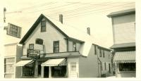 Sportsmans Exchange, 72 Main Street, Bridgton, ca. 1938