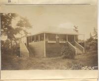 Littlejohn property, N. Side Veteran Street, Peaks Island, Portland, 1924