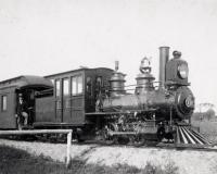 Wiscasset & Quebec Locomotive #2